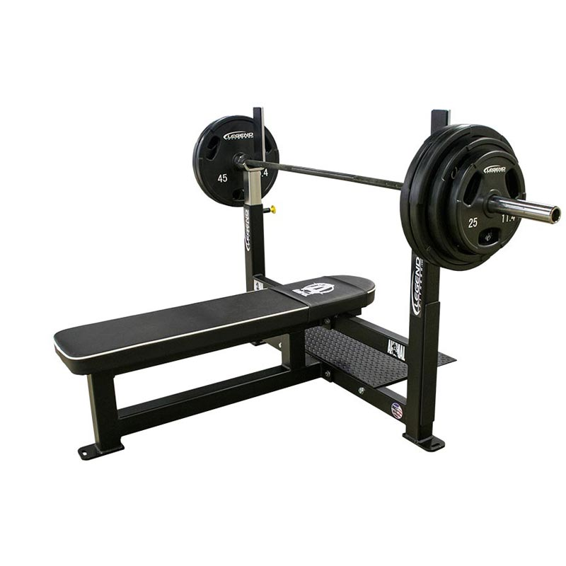 Competition Flat Bench Press Profit