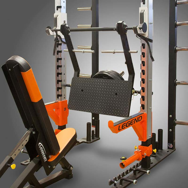 Pro Series Stealth Leg Press/Sled | ProFit