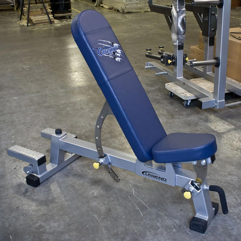 Three Way Utility Bench With Spotter Platform Profit